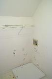 Laundry Closet (grease on walls)
